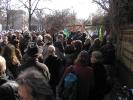 Eröffnung des informellen Parks am 20. März 2005 durch Anwohner am Aufgang Wartenburgstraße