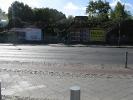 Blick vom Eingang Yorckstraße nach Süden. Dort steht die Sanierung der Fettgass-verseuchten Erde an.
