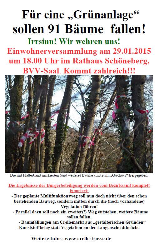 Plakat-Einwohnerversammlung-Wannseebahngraben