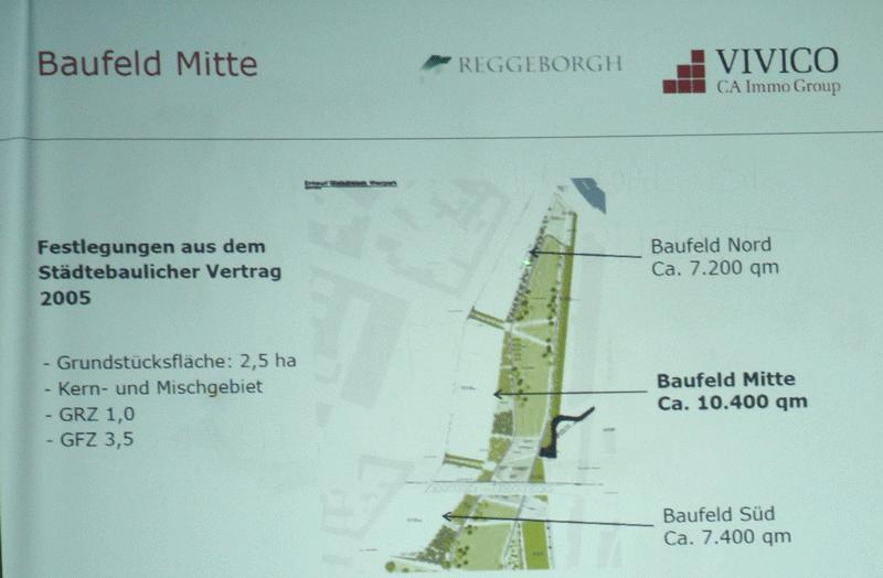 Abbildung aus der Präsentation am 30. 05. 2011 im Rathaus Kreuzberg