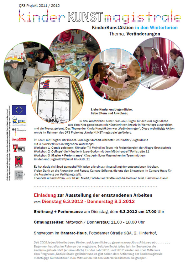 kinderkunstmagistrale