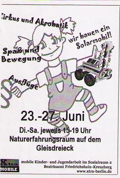 xtra-berlin.de 23. Juni bis 27. Juni